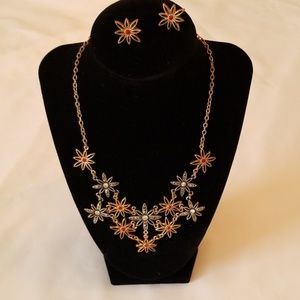 Jewelry - Gold and silver colored set